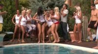Realitygang - Titus Steel geile Poolparty miot Gang Bang und heissen Girls