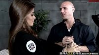 Brazzers - Big Tits In Uniform - The Novag Initiative scene starring Madelyn Marie and Johnny Sins