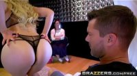 Brazzers - Big Butts Like It Big - Kagney Linn and Karter Ramon - Dont Touch Her