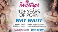 Twistys - Tiffany Thompson starring at Lingerie Makes Me Horny