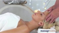 Massage Rooms Horny big tits blonde Milf Nathaly Heaven sucks and fucks hard cock