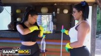 BANGBROS - Sheila Ortega and Kesha Ortegas Get Fucked In The Ass