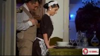 Maid Jessyka Swan sexually indulges her master