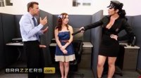 Big Tits In Uniform - (Jayden Jaymes, Erik Everhard) - Campus Safety - Brazzers